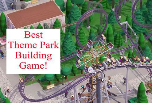 Best theme park game ever